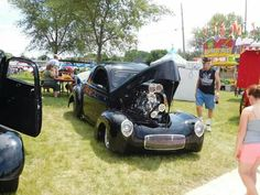 Car craft show 2016