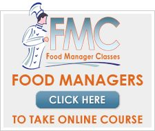 Food Manager Classes - Selling baked goods