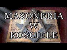 Masoneria w kościele. Skandal w Watykanie. Masońska Golgota Beskidów. - YouTube Signs, Youtube, Novelty Signs, Youtubers, Signage, Dishes, Youtube Movies, Sign