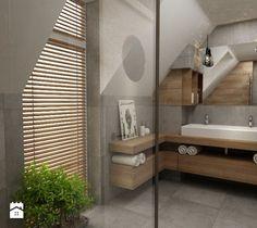 Dom Falenica 150 m2 styl nowoczesny - Łazienka, styl nowoczesny - zdjęcie od Grafika i Projekt architektura wnętrz