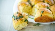 Who Else Wants To Skip Dinner And Have This Awesome Garlic Bread Instead Tonight? Just Serve, Dough Balls, Loaf Pan, Garlic Bread, Baked Potato, Appetizers, Tasty, Meals, Baking