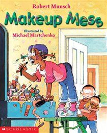 Any of the Robert Munsch books are awesome!