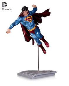 Superman Statue Toy Fair 2014