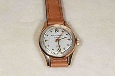 Ancienne Montre Femme EMCO Watch  en Plaqué Or | eBay