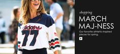 March Majness web-marquee