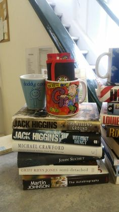 Fathers day ideas Charity Shop Display Ideas, I Can Do Anything, Volunteer Work, Fathers Day, Warm, Mugs, Retro, Tableware, Mug