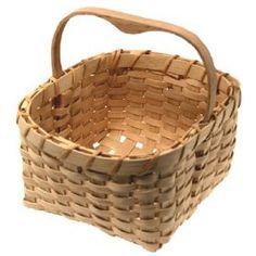 Cape Cod Blueberry Basket Weaving Kit