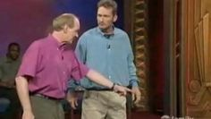 The best moment in Whose Line is it Anyway history.
