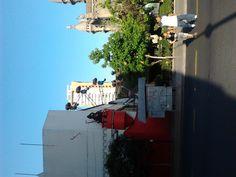 Rueda - Juegos Diana (San Diego).