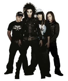 Tokio Hotel - they're young, they're cute, they rock.