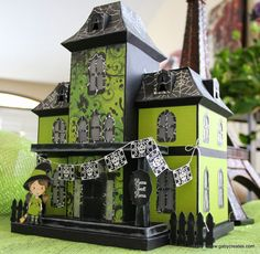 Gaby Creates: Haunted Manor | Dia De Los Muertos | DEE 2nd Anniversary