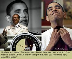40 Mind-Blowing Quotes From Barack Hussein Obama On Islam And Christianity - Now The End Begins