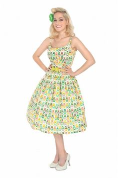 Everyone stop!!! I NEED this nesting doll print dress by Tatyana Boutique!!