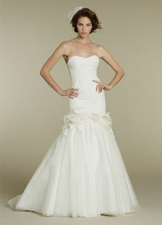 HAYLEY PAIGE BRIDAL GOWNS, WEDDING DRESSES: STYLE HP6206