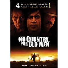 No Country for Old Men --- http://www.amazon.com/Country-Old-Men-Javier-Bardem/dp/B00118T63C/?tag=jayb4903-20