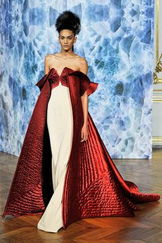 Alexis Mabille Haute Couture Fall Winter 2014-2015, look 12.  www.alexismabille.com