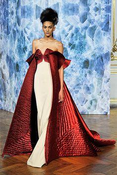 Alexis Mabille Haute Couture Fall Winter 2014-2015, look 12. www.alexismabille.com