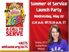 Adventures in Odyssey A.C.T.S.!