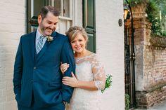 CHARLESTON WEDDINGS White Point Gardens ceremony and Halls Chophouse wedding by Riverland Studios, Ashley Bakery, Tiger Lily, Bridals by Jodi, Salon Utopia