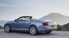 Bentley Motors Website : Models : New Continental GTC