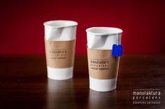 Paper Cup XXL // Manufaktura Porcelany