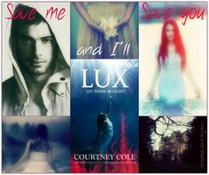 Lux (The Nocte Trilogy #3) - Courtney Cole New review on Seraphim Book Reviews