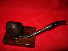 Vintage Estate Pipe Dr Grabow Viking Removable by OsanyinPipes, $16.00