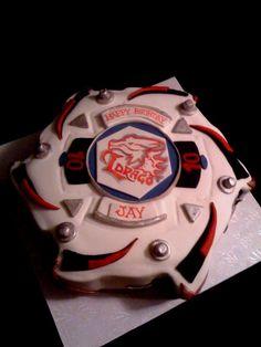 Beyblade Birthday Decorations | Beyblade - Cake Decorating Community - Cakes We Bake
