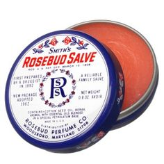 Rosebud Salve-best stuff ever!