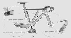 Eurobike Gallery: BMC's futuristic Impec Concept bike - VeloNews.com #id #industrial #design #product #sketch #footwear #s