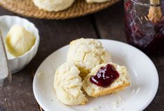 Easy Gluten-Free Biscuits via @kingarthurflour