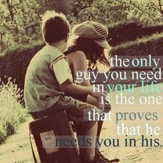 The only guy you need..