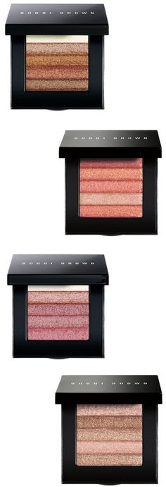 What ever you do, you have to have a BOBBI BROWN SHIMMER BRICK! They are simply the cherry on top! If you buy anything from her make up collection be sure you buy one of these! Kiss Makeup, Love Makeup, Makeup Looks, Hair Makeup, Beauty And The Best, All Things Beauty, Beauty Make Up, Beauty Bar, Hair Beauty