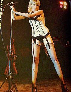 The Runaways - Cherie Currie. Pop Punk, Rock And Roll, Sandy West, Cherie Currie, Lita Ford, Women Of Rock, Blondie Debbie Harry, Women In Music, Joan Jett