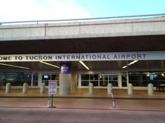 Tucson International Airport (TUS) in Tucson, AZ