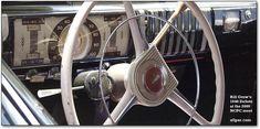 1940 DeSoto gauges