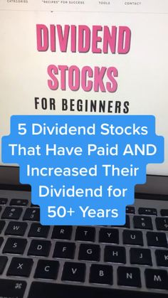 Investing In Stocks, Investing Money, Financial Success, Financial Literacy, Stocks For Beginners, Money Magic, Dividend Stocks, Recipe For Success, Money Talks