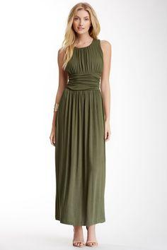 Velvet Torch Grecian Maxi Dress on HauteLook