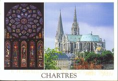 Partly built starting in 1145, and then reconstructed over a 26-year period after the fire of 1194, Chartres Cathedral marks the high point of French Gothic art.