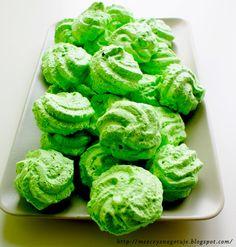 Zielone bezy Lettuce, Vegetables, Ethnic Recipes, Food, Essen, Vegetable Recipes, Meals, Yemek, Salads