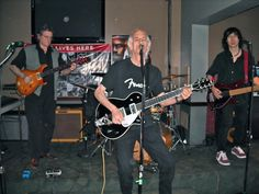 With Ivan and Kevin. Kelly hiding on drums. Drums, Guitar, Selfie, Drum Sets, Drum, Drum Kit, Guitars