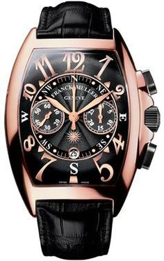 Ref. 8080 CC AT REL MAR Case Material Rose Gold Mechanism Self winding Functions Minutes / Seconds / Hours / Date Gender Men's watch Size 39,5 мм × 55,4 мм × 11,8 мм