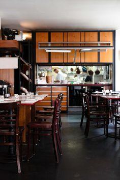 3 Minutes Sur Mer, restaurant | Torstrasse 167 | Berlin