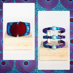 Bracelet en wax kiny Paris