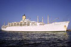 SS ORSOVA 1954-1974