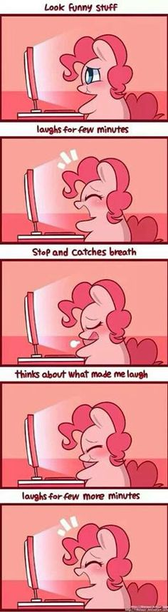 Pinkie Pie is so cute~