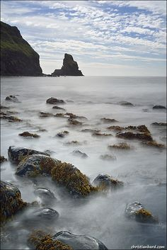 Water of Talisker - Talisker Bay, Highland, Scotland