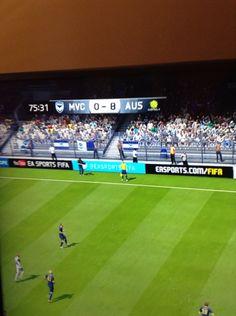 Yep FIFA 15, sorry Lucas!!