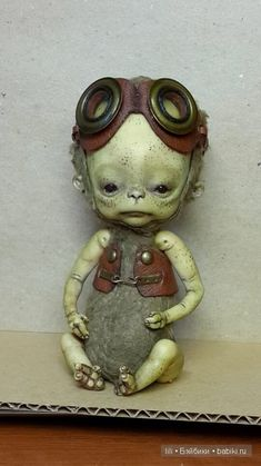 Авторские куклы Саши Головиной / Авторская кукла известных дизайнеров / Бэйбики. Куклы фото. Одежда для кукол