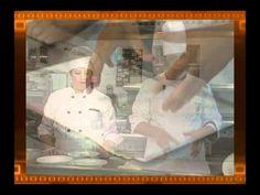 La Higienización en el área de trabajo de la cocina, una ensalada. - YouTube